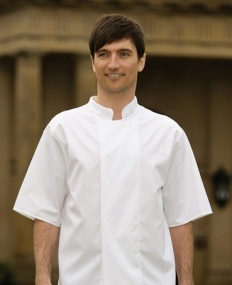 White chefs uniform