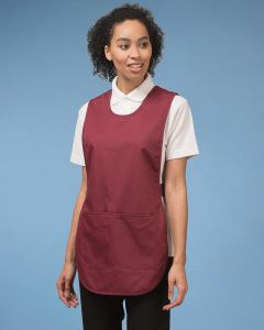 Women's Tabard With Lower Front Pocket