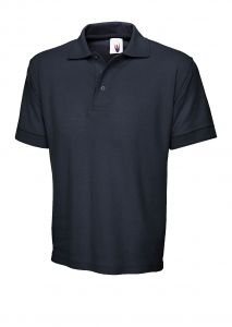 Heavyweight Cotton Short Sleeve Polo Shirt