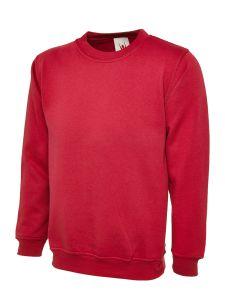 Premium Set In Sleeve Sweatshirt