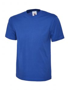 Classic Crew Neck Cotton T Shirt