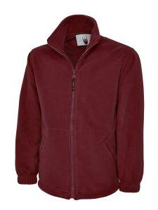Premium Weight Full Zip Micro Fleece Jacket