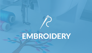 Harvey's embroidery service
